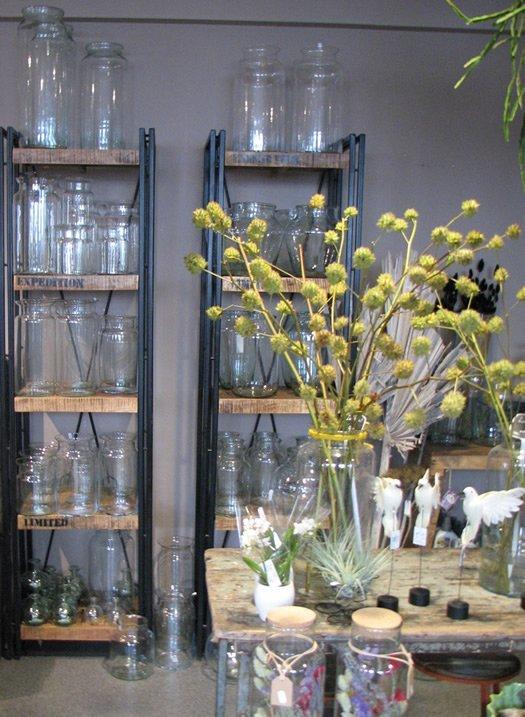 Decoratie Anjelier Bloembinders - Glas
