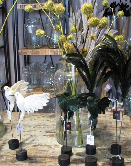 Decoratie Anjelier Bloembinders - Vogels